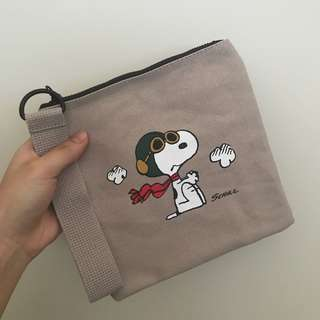 Snoopy Pencil Case or Pouch