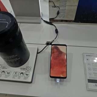New Samsung GALAXY S9 bisa di cicil proses 3 menit
