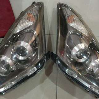 06 Toyota Wish head lamp With HID