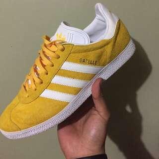 """Adidas Gazelle """"Nomad Yellow"""""""