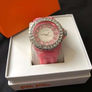 Folli follie ladies bling bling quartz watch