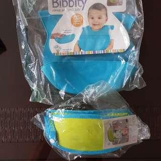 Foldable Bibs