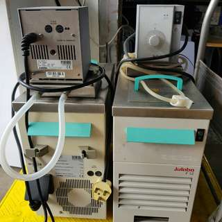 AAR 4942 & AAR 4943 - JULABO refrigeration F12 / refrigerated and heating water bath @ $350 Each