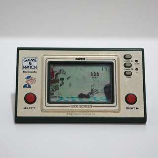 Nintendo Game and Watch Popeye 1981 PP-23