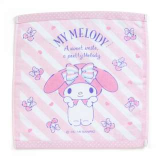 Japan Sanrio My Melody Hand Towel (Heart Cherry)