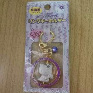 北海道限定2000 Hello Kitty鎖匙扣