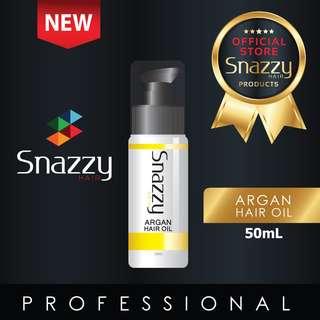 Snazzy Argan Oil