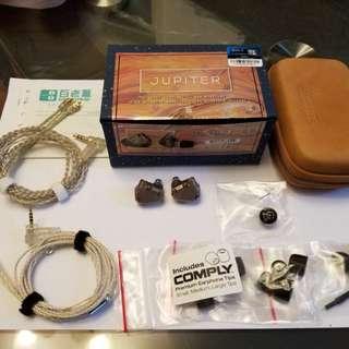 campfire jupiter 耳機