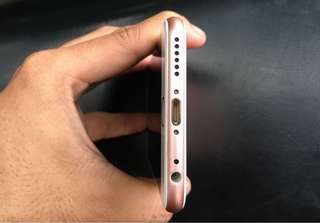 IPHONE 6S ROSEGOLD 16 GB FU 09559070724