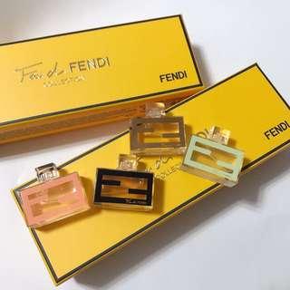 Fendi mini perfume sample 香水版仔