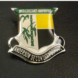 Anderson School Badge