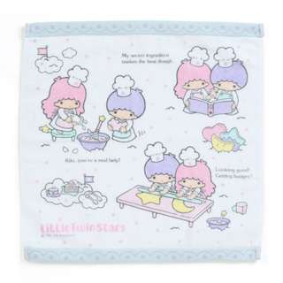 Japan Sanrio Little Twin Stars Hand Towel (Cooking)
