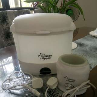 Tommee Tippee Sterilizer and Bottle Warmer