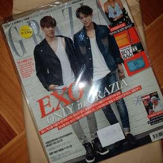 [OFFICIAL!!! - EXO] Grazia Magazine SeKai Cover