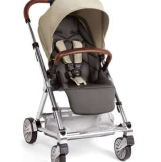 Mamas & Papas Baby stroller. Great for city. It's one step fold and super comfortable