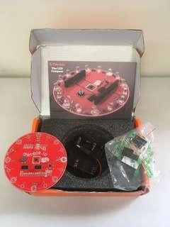 [STEM] Thimble The LED Compass