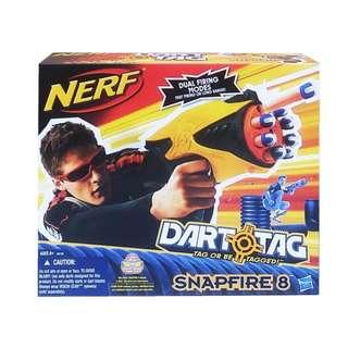 NERF SNAPFIRE 8
