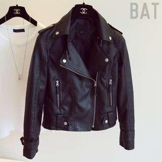 #5 | Leather Jacket