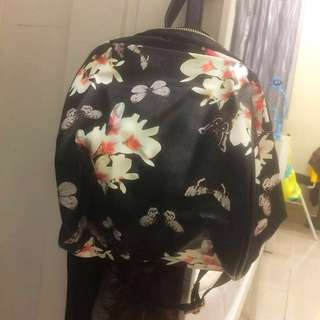Floral Shoulder Bag #Bajet20