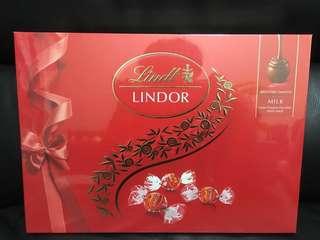 正貨 Lindor 瑞士蓮 朱古力 禮盒 新年 拜年 糖果
