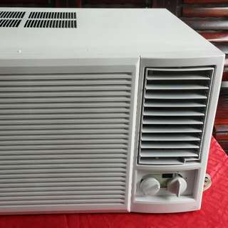 G.E Aircon Strong Cooling 1 Horse Power We Deliver