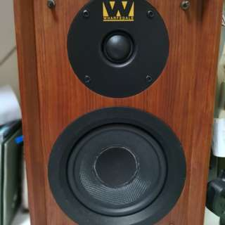 Wharfedale 80th anniversary Denton speaker
