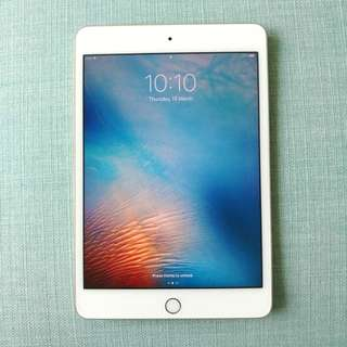 Ipad Mini 4 in Gold (64GB)