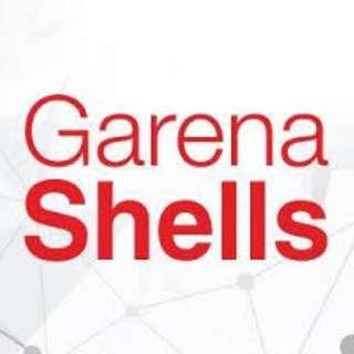 Selling CHEAP GARENA SHELLS