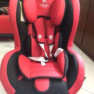 Shears Car seat