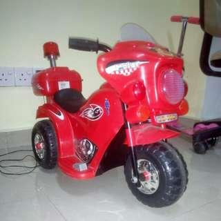 Motor kanak2