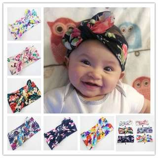 Sale 3 for $8 baby headbands