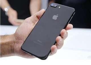 Iphone7plus 128gb黑色