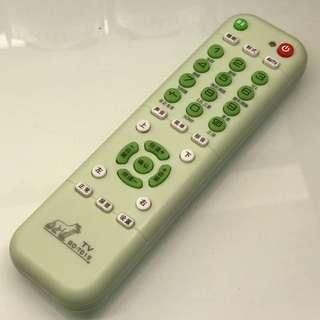 萬能電視遙控器