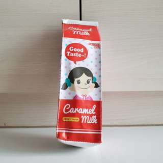 Milk Carton Pencil Case (C)