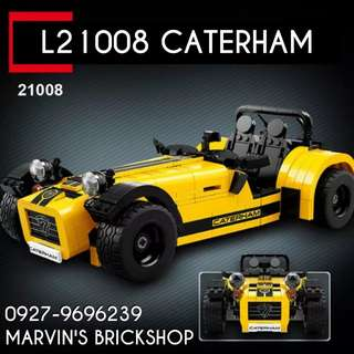 For Sale Caterham Building Blocks Toy