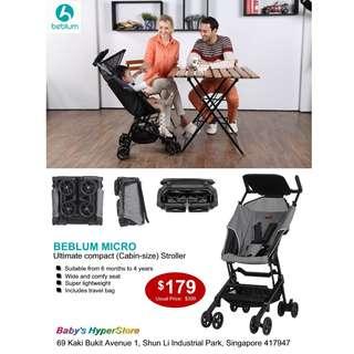 Beblum Micro Stroller