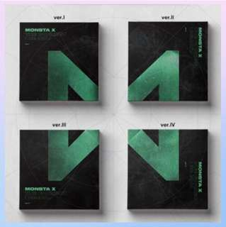 [Preorder] 몬스타엑스 (Monsta X) - The Connect : Dejavu (6th Album) + Poster In Tube