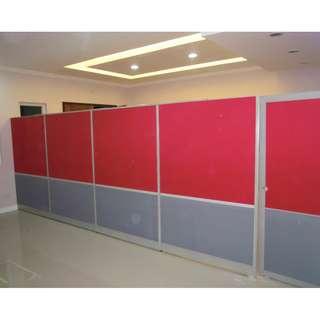 Khomi Furniture Shop - office partition (divider)