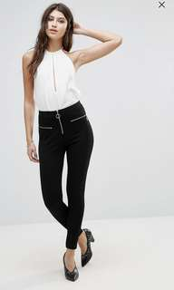 Asos skinny stretch trousers