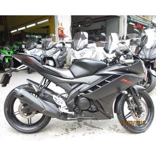 Yamaha YZF R15 2012 D/P $500 or $0 With out insurance (Terms and conditions apply. Pls call 67468582 De Xing Motor Pte Ltd Blk 3006 Ubi Road 1 #01-356 S 408700.