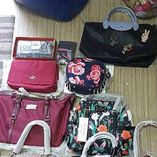 SALE! Kate Spade, Longchamp Bag & Wallet- RESTOCK