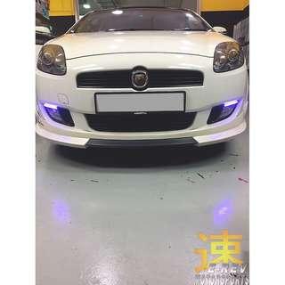 Fiat Bravo LED DRL