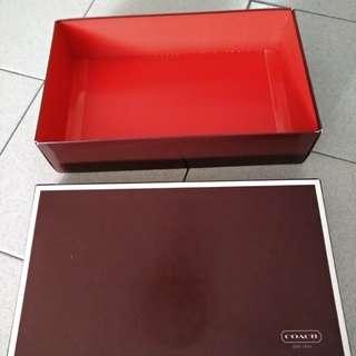 Coach Box