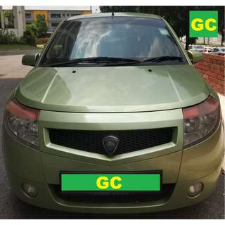 Proton Savvy RENTAL CHEAPEST RENT FOR Grab/Uber