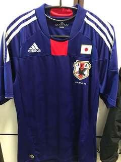 Addidas JFA Japan 波衫
