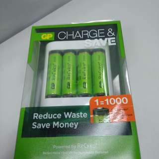 GP Charger & Save