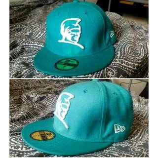 New Era Turquoise Cap Orig