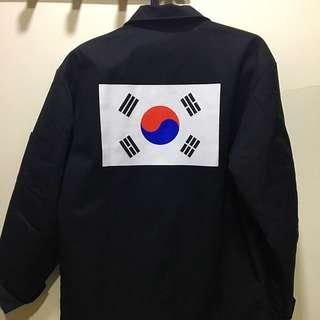 🚚 Assc🇰🇷國旗工裝外套