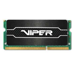 Life time Warranty 8GB(1x8GB) Viper Series DDR3 ram 1600Mhz (Laptop)