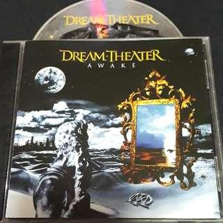 Dream theater (awake) cd progressive metal -  brand new